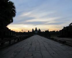 Foto: Nascer do Sol em Angkor Wat, Cambodia