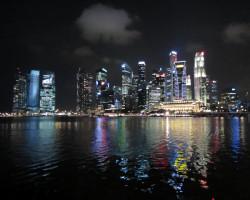 Fotos: Marina Bay – Singapura